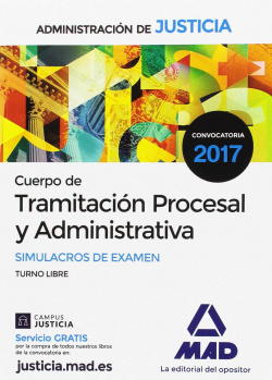 CUERPO DE TRAMITACION PROCESAL DE LA ADMINISTRACION DE JUSTICIA