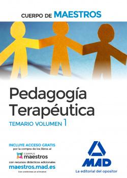 Pedagogía terapéutica 1
