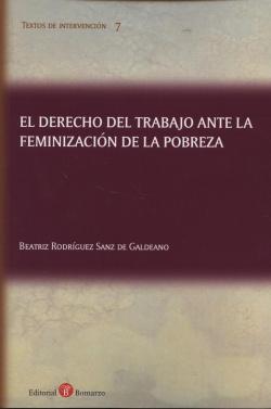 Derecho del trabajo ante la feminización de la pobreza