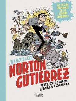 Norton Gutiérrez y el collar de Emma Tzanpak