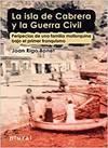 La isla de Cabrera y la Guerra Civil