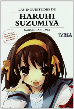 Inquietudes Haruhi Suzumiya