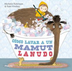 Cómo lavar a un mamut lanudo