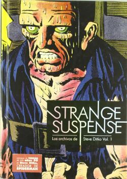 Archivos Steve Ditko, 1 Strange Suspense