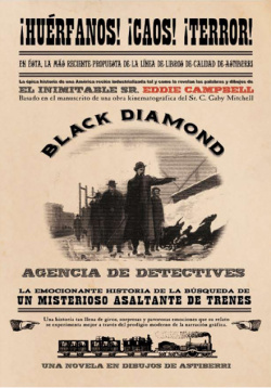 Agencia Detectives Black Diamond
