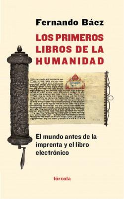 Primeros libros de la humanidad