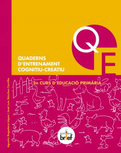 QUADERN D´ENTRENAMENT COGNITIU-CREATIU 2N.PRIMARIA