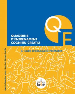 QUADERN D´ENTRENAMIENT COGNITIU-CREATIU 3R.PRIMARIA