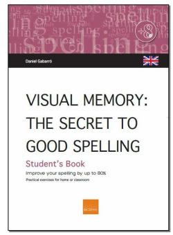 The secret for good spelling