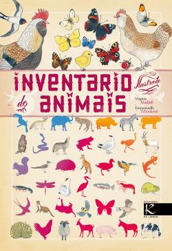 Inventario ilustrado de animais
