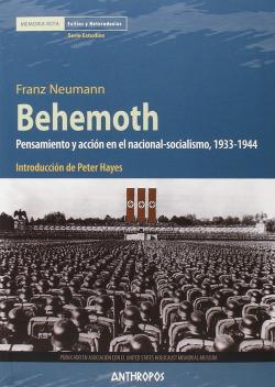 BEHEMOTH PENSAMIENTO Y ACCIóN EN EL NACIONAL-SOCIALISMO, 193