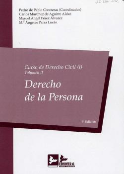CURSO DERECHO CIVIL I - VOLUMEN II