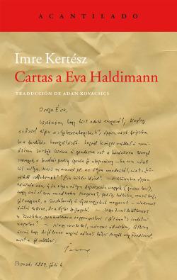 CARTAS A EVA HALDIMANN AC-254