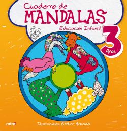 Cuaderno mandalas educación infantil 3 años