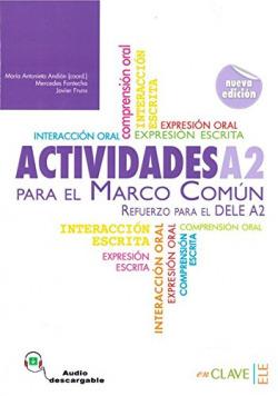 ACTIVIDADES A2 MARCO COMUN EUROPEO (+CD)