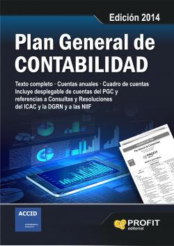 PLAN GENERAL CONTABILIDAD 2014