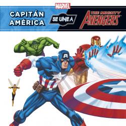 Capitán América se une a los Vengadores