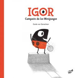 IGOR CAMPEON DE LOS MINIJUEGOS