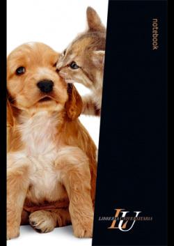 Notebook. Mis notas de perros y gatos