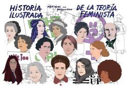 HISTORIA ILUSTRADA DE LA TEORÍA FMEINISTA