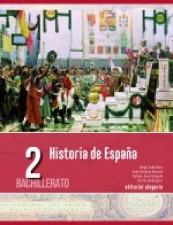 HISTORIA DE ESPAÑA 2º Bachillerato