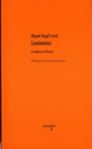 20.LUMINARIAS (CUADERNO DE ROMA) (POESIA)