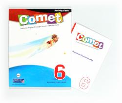 (11).INGLES COMET 6º.PRIM.(ACTIVITY).(+CD) (DAYTON)