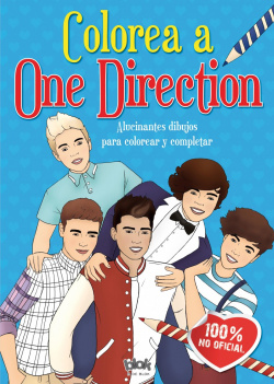 Colorea a One Direction