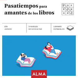 PASATIEMPOS PARA AMANTES DE LOS LIBROS