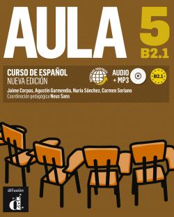 Aula 5. libro del alumno (con cd) (español para extranjeros)
