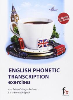 ENGLISG PHONETIC TRANSCROPTION EXERCISES.(cd)