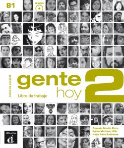 GENTE HOY 2.(LIBRO ALUMNO + CD)