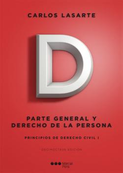 Parte general y derecho de la persona, de principios