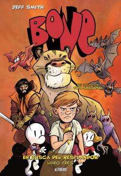 Bone La Novela, 3 En Busca Resplandor