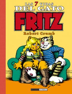 7 vidas del gato Fritz
