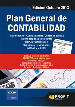 Plan general contabilidad