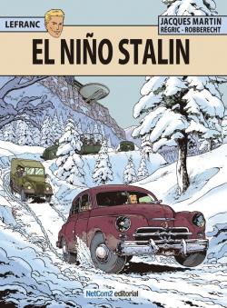 Aventuras Lefranc,24 Niño Stalin