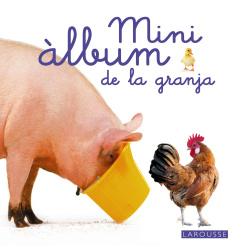 MINI àLBUM LAROUSSE DE LA GRANJA (CATALà)