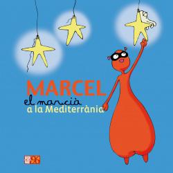 Marcel el marcià a la mediterránia