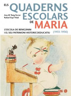 Els quaderns escolars de Maria