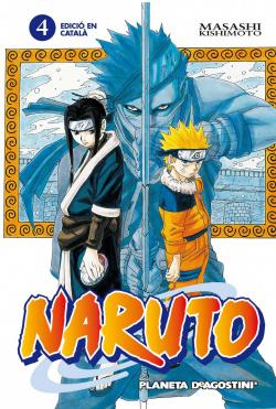 Naruto Catala Nº04/72 (Pda)