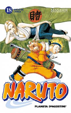 Naruto Catala Nº18/72 (Pda)