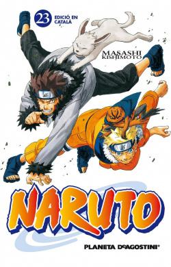 Naruto Catala Nº23/72 (Pda)