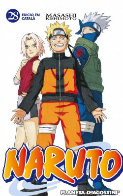 Naruto Catala Nº28/72 (Pda)