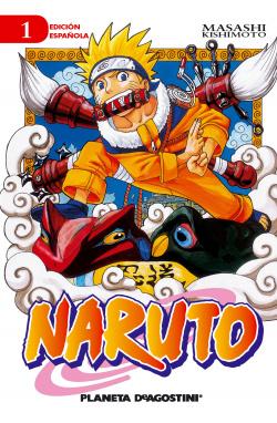 Naruto, nº1