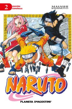 NARUTO Nº02