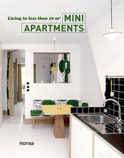 Living less than 50 m2 mini apartaments