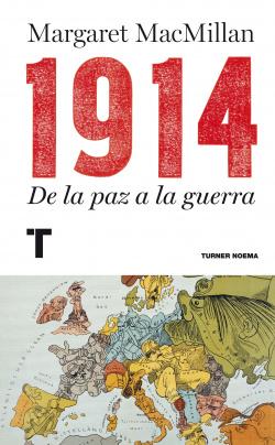 1914 de la paz a la guerra