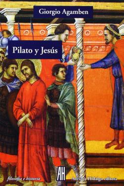 PILATO Y JESUS