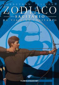 Zodiaco nº 9. El viaje de Sagitario